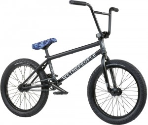 Rower BMX  Wethepeople Crysis Matt Black 2021
