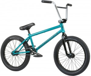 Rower BMX  Wethepeople Crysis Midnight Green 2021
